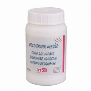 Decoupage-Kleber 200 ml, transparent